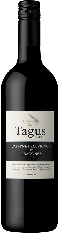 Tagus Creek Cabernet Sauvignon and Aragonez