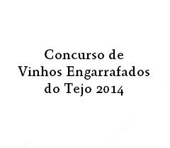 Concurso de Vinhos Engarrafados do Tejo 2014